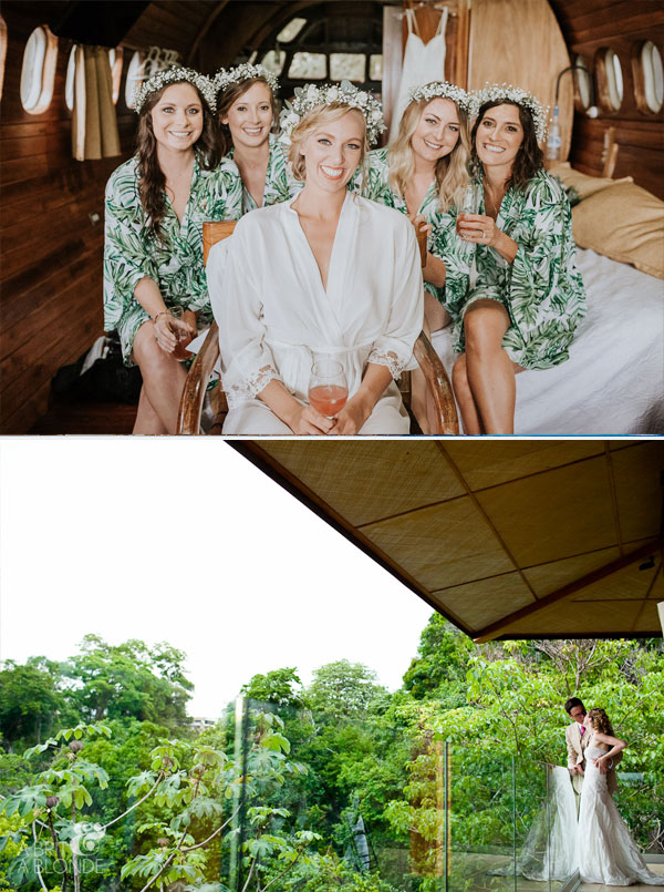 Destination Weddings in Manuel Antonio en Costa Rica
